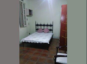 EasyQuarto BR - Quarto Mobiliado Casa de Família Mini Temporada - Riachuelo, Rio de Janeiro (Capital) - R$600