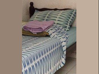 EasyQuarto BR - More sozinho com conforto e segurança - Campo Belo, São Paulo capital - R$750
