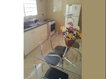 EasyQuarto BR - Apartamento Mobiliado temporada uberlândia - Setor Central, Uberlândia - R$1800