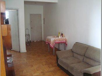 EasyQuarto BR - vaga quarto para homens que estude e/ou trabalhe - São Paulo capital, São Paulo capital - R$500