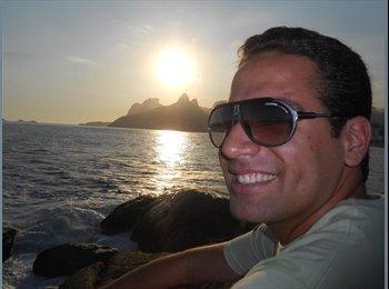 EasyQuarto BR - Diego - 25 - Rio de Janeiro (Capital)
