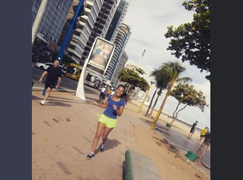 EasyQuarto BR - Yana  - 23 - Fortaleza