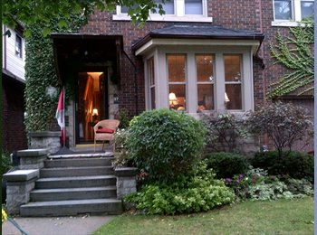 EasyRoommate CA - Beautiful home, lovely street, centrally located, bus one block away. - Hamilton, South West Ontario - $750