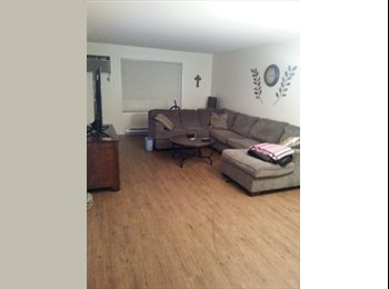 EasyRoommate CA - room mate wanted - Kelowna, Thompson Okanagan - $600