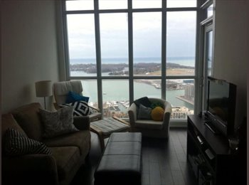roommate needed for CityPlace condo with lake view