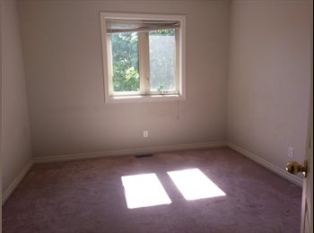 Room for rent - Islington and Lakeshore - December