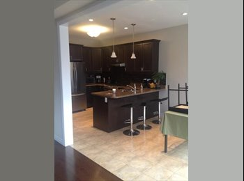 EasyRoommate CA - Beautiful New home with bedrooms for rent - Hamilton, South West Ontario - $650