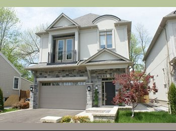 EasyRoommate CA - Brand new house with room available - Mississauga, South West Ontario - $900