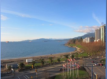 EasyRoommate CA - FURNISHED 1-BEDROOM APARTMENT FOR RENT IN ENGLISH - West End, Vancouver - $1700