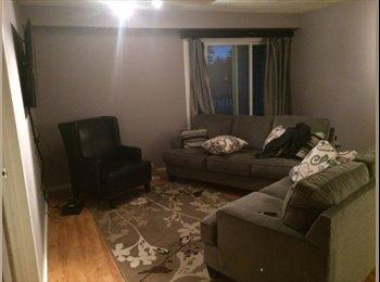 2 rooms for rent, 1 furnished 1 unfurnished