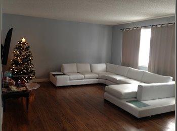 EasyRoommate CA - 1 Bdrm Open In House By U of R/Siast - Regina Area, Regina Area - $600