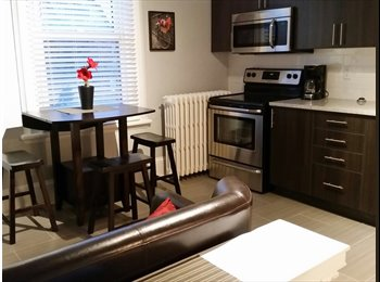 EasyRoommate CA - 2 Rooms available in a newly renovated 5 bedroom - Sandy Hill and the Byward Market, Ottawa - $735