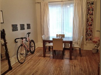 EasyRoommate CA - Room on the plateau, best area - Le Plateau-Mont-Royal, Montréal - $450
