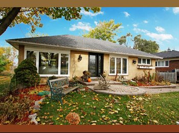 EasyRoommate CA - 5bedroom Solid Brick Bungalow for rent in Bowmanvi - Other North East, North East Ontario - $900