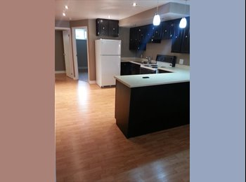 EasyRoommate CA - Freshly renovated basement apartment available - Belleville Area, Getaway Country - $1100
