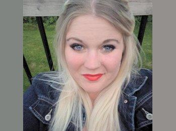 EasyRoommate CA - Megan - 21 - South West Ontario