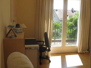 chambre meublée dans villa au calme