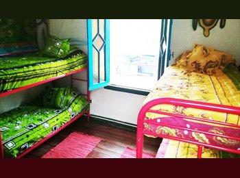 CompartoDepto CL - Gnomo! Habitaciones para estudiantes! Bellavista - Recoleta, Santiago de Chile - CH$*