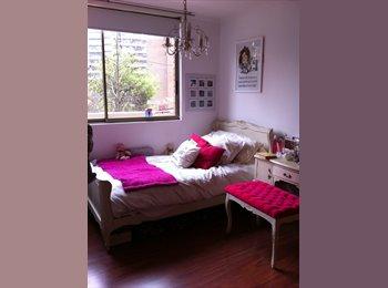 CompartoDepto CL - Habitación individual con b/privado en amplio dept - Los Condes, Santiago de Chile - CH$*