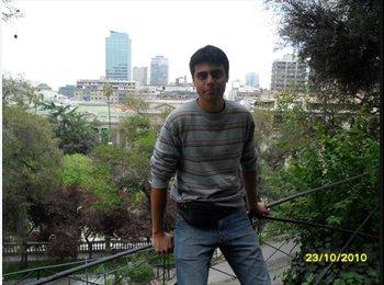 CompartoDepto CL - david - 26 - Santiago de Chile