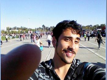 CompartoDepto CL - alfonso - 26 - Santiago de Chile
