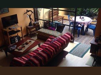 Chía: comparto hermosa casa -Gorgeous house 2share