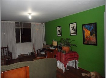 Arriendo habitación pequeña en Chapinero