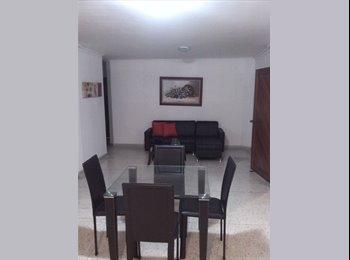 CompartoApto CO - Dos habitaciones disponibles, única ubicación. - Barranquilla, Barranquilla - COP$*