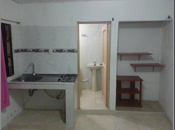 CompartoApto CO - miniestudio servicios incluidos - Barranquilla, Barranquilla - COP$*
