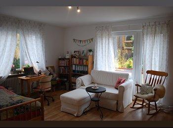 EasyWG DE - Zimmer in neu renovierter 2er WG zu vermieten - Waldsiedlung, Pforzheim - €360