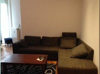 EasyWG DE - Offene Wohnung in Friedrichshain - Friedrichshain, Berlin - €500