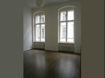 EasyWG DE - Schönes Altbauzimmer in Moabit! - Mitte, Berlin - €450
