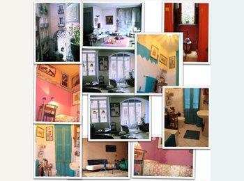 Adorable room inPlaza Mayor , Gorgeous flat 100m2