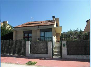 Habitacion en chalet a 5 mts. de Pamplona