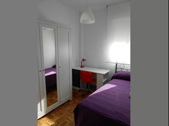 Habitación luminosa en zona tranquila