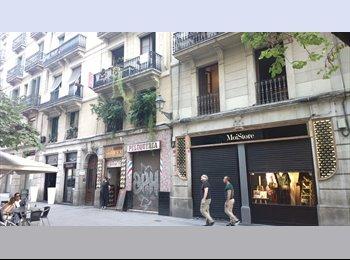 EasyPiso ES - Habitación disponible en El Born - Ciutat Vella, Barcelona - €380