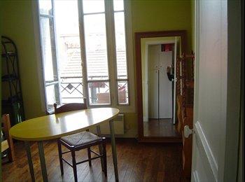 Appartager FR - chambre meublée de 16m2 (Fluent english spoken) - Arcueil, Paris - Ile De France - €450