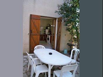 Rdc villa meublé indépendant la valette la garde