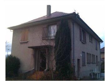 Appartager FR - LIBRE DE SUITE bonne ambiance, maison, jardin  !!! - Maizières-lès-Metz, Metz - €260