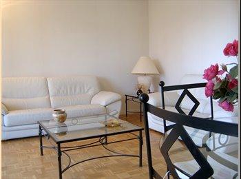 Appartement meublé avec 4 chambres pour4 étudiants