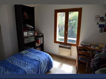Colocation de 2 chambres dans villa