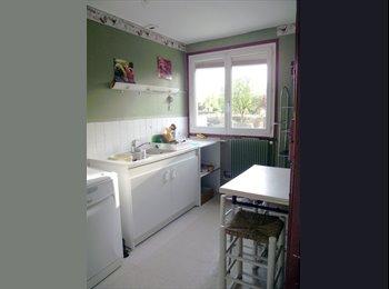Appartager FR - location appartement pour colocataire - Auxerre, Auxerre - €350