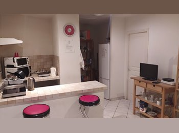 Appartager FR   Chambre centre villle disponible fin décembre - Cœur de Ville, Nice, Nice - 400 par Mois,€ - Image 1