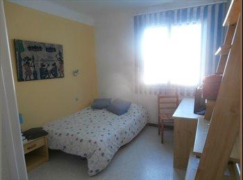 Appartager FR - chambre meublée confortable, ambiance paisible - Perpignan, Perpignan - €300