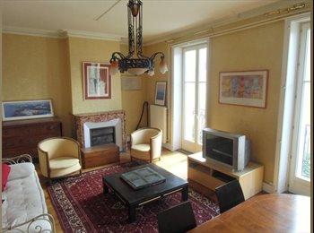 Appartager FR - ERASMUS - Nancy Centre 1 chambre sur 4 - Poincaré, Foch, Anatole France, Nancy - €450