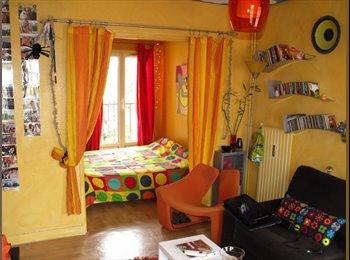 Appartager FR - Appartement à partager avec un HOMME - 20ème Arrondissement, Paris - Ile De France - €590