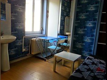 Appartager FR - Colocation étudiante au centre de Roubaix - Roubaix, Lille - €280