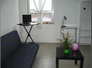 chambre coloc +studio +T2, logement meublé Roubaix