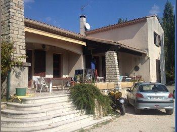 Appartager FR - Grande Chambre de 20m² dans Colocation  - Cabries - Cabriès, Aix-en-Provence - €480