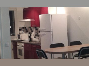 Colloc meublée, 4 chambres, appart rénové